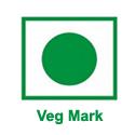 Food Veg Mark Logo